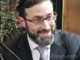Shabbos Shuva Drosho 5781