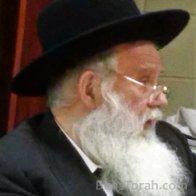 Esay Docheh Lo Saaseh on Rosh Hashana