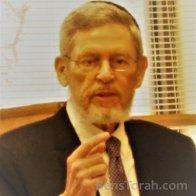 Rabbi Nesanel Kasnett - The Heavenly Restaurant: 'FIsh or Meat?'