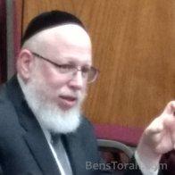 Rabbi Yonason Sachs - 7 Adar Siyum