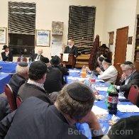 Rabbi Mordechai Willig - 7 Adar Siyum 2019