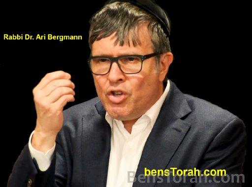 Rabbi Dr. Ari Bergmann