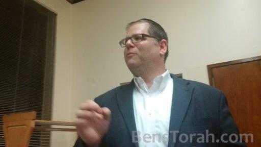 Rabbi Yosef Nussbaum
